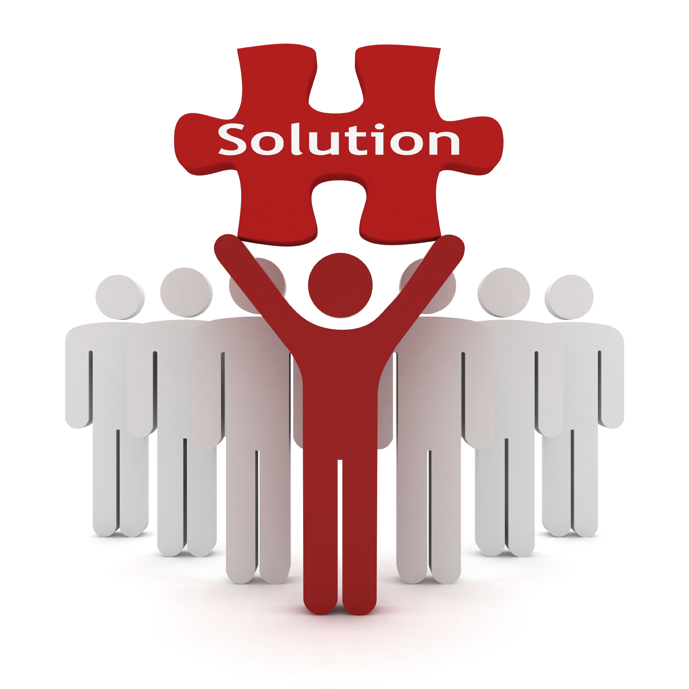 Technology Management Image: The Problem With Solutions In Business