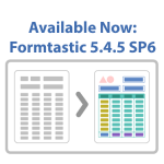 announcing formtastic 545-SP 6